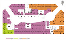 宝龙天地二期1层平面图
