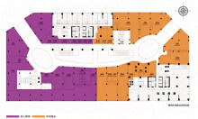宝龙天地二期3层平面图