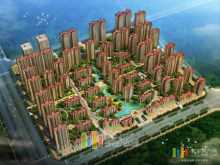 藍葆灣均價6500-7500元/㎡ 年終特惠總房款減兩萬