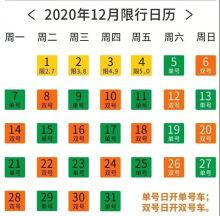 注意!1月1日起新乡限行政策有变!元旦假期不限行!