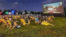 想和你一起看电影!建业橙园露天电影节美好来袭!