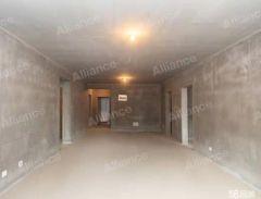 和谐城大四室毛坯房电梯房中间楼层老证可按揭有钥匙看房方便