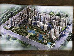 (红旗区)伟业中央公园1室1厅1卫42m²毛坯房