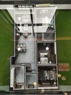 (经开区)天宝华庭3室2厅2卫124m²毛坯房