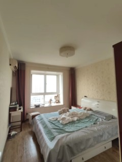 (牧野区)亿源和谐城,2室1厅1卫76m²,精装修,紧邻和谐