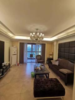 世纪新城带300大平台豪华装修4室2厅2卫162m²豪华装修