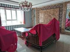 建业西临达安花园精装婚房四室 送地下室 老证 看房方便