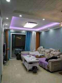 大景城2室2厅1卫78m²精装修 带全家具家电 随时看