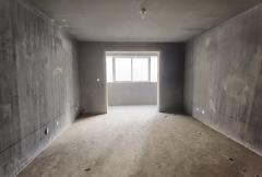 (牧野区) 东郡府苑 2室2厅1卫 112m²毛坯 满五一免个税 主卧朝南 南北通透