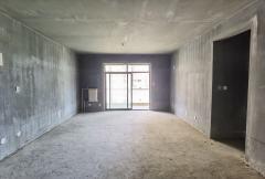 (红旗区)伟业中央公园4室2厅2卫130万135m²毛坯房出售