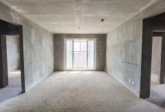 (红旗区)诚城三英里3室2厅2卫100万137m²毛坯房出售