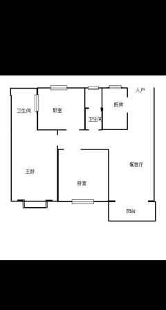 (红旗区)绿都温莎城堡 新出业主自住婚房 中间位置 真实出售业主置换