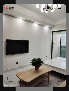 (红旗区)伟业中央公园1室1厅1卫1500元/月44m²出租