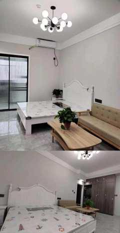 品质小区!(红旗区)伟业中央公园1室1厅1卫42m²拎包入住 随时看房
