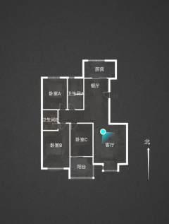 精装修!3室2厅2卫160m²温馨舒适 好房急租
