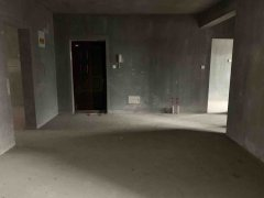 隆胜华庭3室2厅1卫83万114.52m²毛坯出售