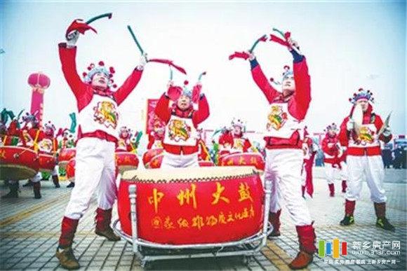 新乡房产网竞合繁华里中国风