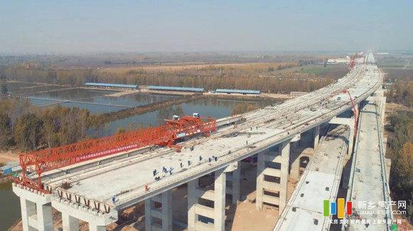 郑济铁路郑州黄河特大桥