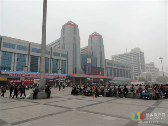 郑州老火车站