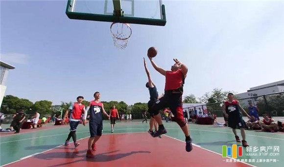 茅台王子篮球争霸赛