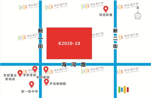 K2020-10地块