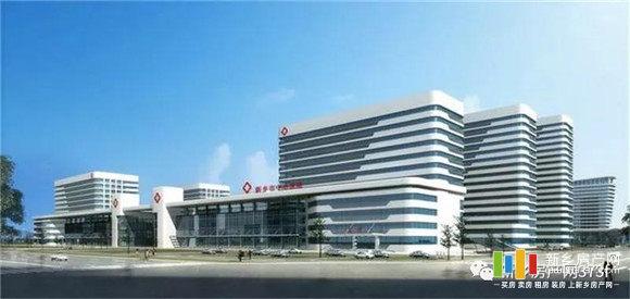 新乡中心医院东区医院