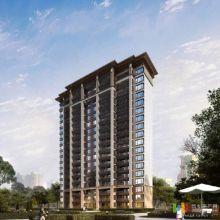 建业橙园:建业南区升级之作 110-143㎡户型接受咨询中