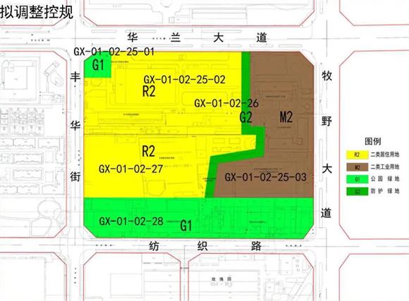 佐今明被收购?!原药厂地块性质拟调整 增加居住用地!
