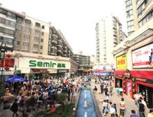 东方文化商业步行街