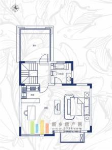绿都温莎城堡二期A2户型(五层)
