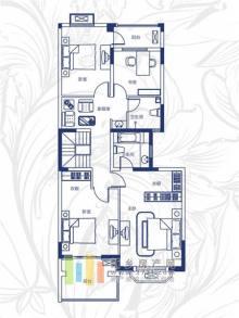 绿都温莎城堡二期A1户型(二层)