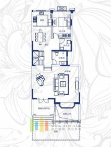 绿都温莎城堡二期A2户型(一层)
