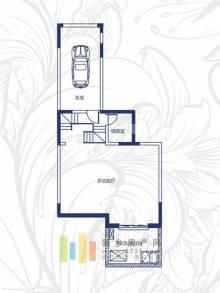 绿都温莎城堡二期A2户型(多功能层)
