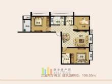 2#、3#楼户型规划示意图