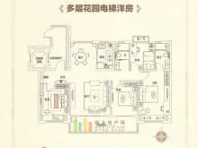 多层花园电梯洋房YJ140-6户型
