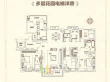 多层花园电梯洋房YJ190-2户型